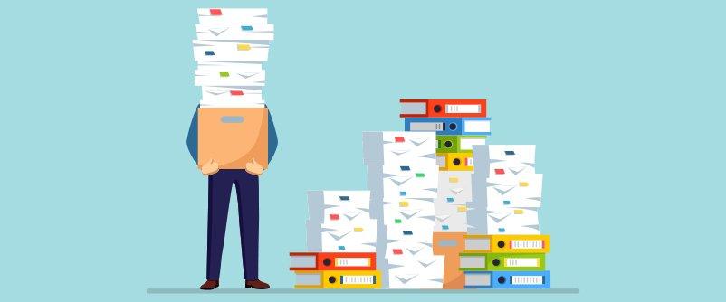 Opbevaring af medarbejderdata