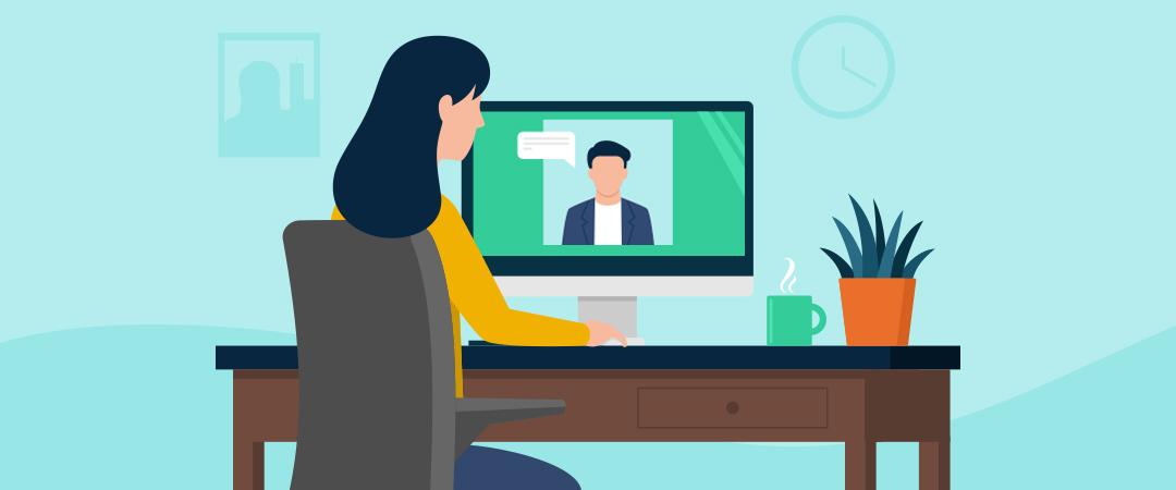 online-medarbejder-samtale